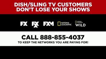The Walt Disney Company TV Spot, 'FX: Dish and Sling Customers' - Thumbnail 8