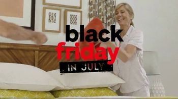 Ashley HomeStore Black Friday in July TV Spot, 'Beautyrest Dresden Queen' Song by Midnight Riot - Thumbnail 3