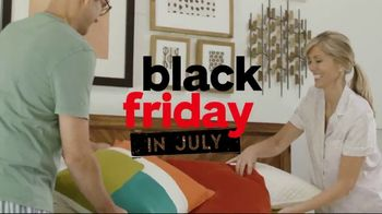 Ashley HomeStore Black Friday in July TV Spot, 'Beautyrest Dresden Queen' Song by Midnight Riot - Thumbnail 4
