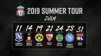 Bleacher Report TV Spot, '2019 Liverpool F.C. Summer Tour' - Thumbnail 9