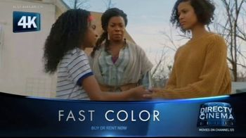 DIRECTV Cinema TV Spot, 'Fast Color' - Thumbnail 2
