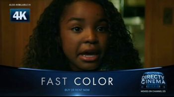 DIRECTV Cinema TV Spot, 'Fast Color' - Thumbnail 3