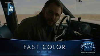 DIRECTV Cinema TV Spot, 'Fast Color' - Thumbnail 4