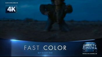 DIRECTV Cinema TV Spot, 'Fast Color' - Thumbnail 5