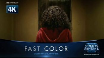 DIRECTV Cinema TV Spot, 'Fast Color' - Thumbnail 6