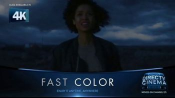 DIRECTV Cinema TV Spot, 'Fast Color' - Thumbnail 7