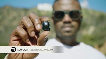Raycon TV Spot, 'Rodeo Drive' Featuring Ray J - Thumbnail 4