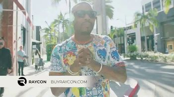 Raycon TV Spot, 'Rodeo Drive' Featuring Ray J - Thumbnail 7