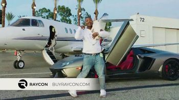 Raycon TV Spot, 'Rodeo Drive' Featuring Ray J - Thumbnail 8