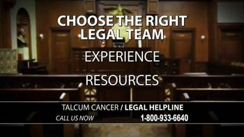 Dunken Law Group PLLC TV Spot, 'Ovarian Cancer' - Thumbnail 5