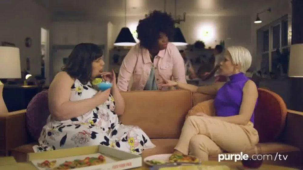 Purple Mattress Tv Commercial Try It Ispot Tv