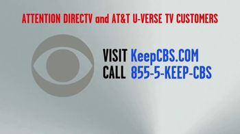 CBS TV Spot, 'Keep CBS: DIRECTV and AT&T U-Verse' - Thumbnail 10