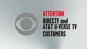 CBS TV Spot, 'Keep CBS: DIRECTV and AT&T U-Verse' - Thumbnail 2