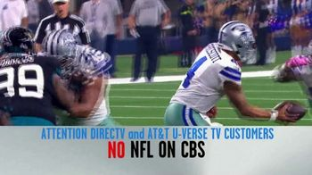 CBS TV Spot, 'Keep CBS: DIRECTV and AT&T U-Verse' - Thumbnail 6