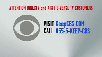 CBS TV Spot, 'Keep CBS: DIRECTV and AT&T U-Verse' - Thumbnail 9