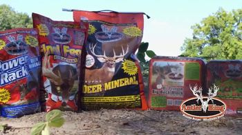 Antler King TV Spot, 'Mineral Supplements' - Thumbnail 5