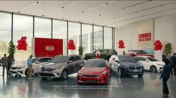 Kia Summer Sales Event TV Spot, 'Exciting Time' [T2] - Thumbnail 1