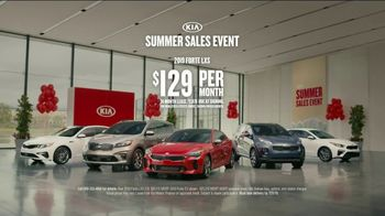 Kia Summer Sales Event TV Spot, 'Exciting Time' [T2] - Thumbnail 9