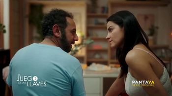 Pantaya TV Spot, 'El Juego de las Llaves' [Spanish]