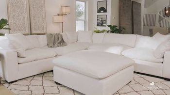 American Signature Furniture TV Spot, 'What Furniture Means to You: Plush' - Thumbnail 2