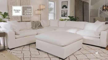 American Signature Furniture TV Spot, \'What Furniture Means to You: Plush\'