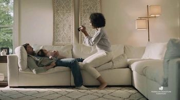American Signature Furniture TV Spot, 'What Furniture Means to You: Plush' - Thumbnail 5