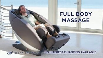 Relax the Back TV Spot, 'Mattress: Back, Neck and Joint Pain'