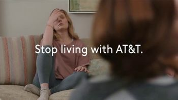 XFINITY TV Spot, 'Don't Live With AT&T' - Thumbnail 9