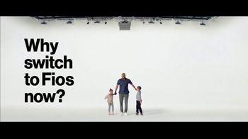 Fios by Verizon TV Spot, 'Connected Family: Gigabit Connection' - Thumbnail 1