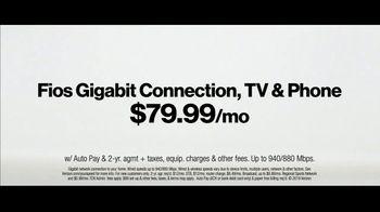 Fios by Verizon TV Spot, 'Connected Family: Gigabit Connection' - Thumbnail 9