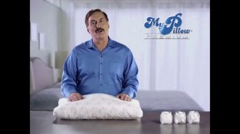 My Pillow Premium TV Spot, 'Problems Sleeping: 2-Pack Special'