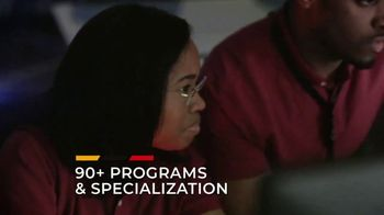 University of Maryland University College TV Spot, 'Made for You'