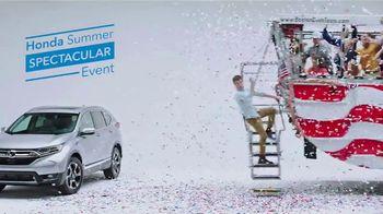 Honda Summer Spectacular Event TV Spot, 'Parade' [T2] - Thumbnail 10