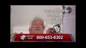 Hernia Mesh Legal Helpline TV Spot, 'Important Alert' - Thumbnail 2