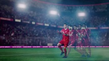 Qatar Airways TV Spot, 'All Together FC Bayern München' - Thumbnail 6
