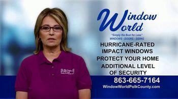 Window World TV Spot, 'Hurricane'