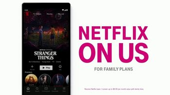 T-Mobile TV Spot, 'Free Smartphones and Netflix' - Thumbnail 5