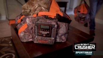 Scent Crusher TV Spot, 'Ozone Activated' - Thumbnail 7