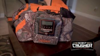 Scent Crusher TV Spot, 'Ozone Activated' - Thumbnail 8