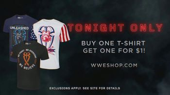 WWE Shop TV Spot, 'Make an Entrance: Buy One, Get One for $1' Featuring Roman Reigns - Thumbnail 10