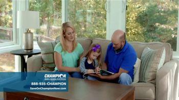 Champion Windows TV Spot, 'Sunrooms: Dream Home' - Thumbnail 6