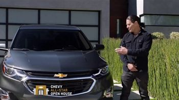 Chevrolet All-Star Open House TV Spot, 'Nos cambiamos' [Spanish] [T2]