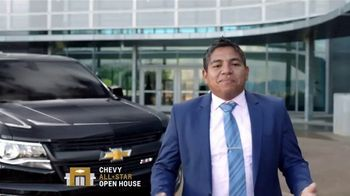 Chevrolet All-Star Open House TV Spot, \'Nos cambiamos\' [Spanish] [T2]