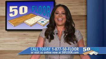 50 Floor TV Spot, 'ABC 9: Free Installation' - Thumbnail 1
