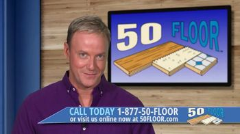50 Floor TV Spot, 'ABC 9: Free Installation'