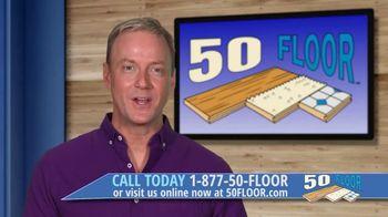 50 Floor TV Spot, 'ABC 9: Free Installation' - Thumbnail 6