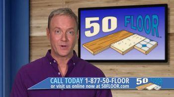 50 Floor TV Spot, 'ABC 9: Free Installation' - Thumbnail 8