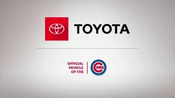 2019 Toyota RAV4 TV Spot, 'Chicago Cubs: No Limit' Featuring Javier Báez [T2] - Thumbnail 8