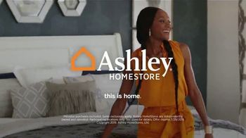 Ashley HomeStore Black Friday in July TV Spot, 'Chime Mattress' Song by Midnight Riot - Thumbnail 8