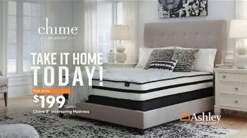 Ashley HomeStore Black Friday in July TV Spot, 'Chime Mattress' Song by Midnight Riot - Thumbnail 5